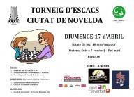 Torneig D'Escacs Ciutat de Novelda