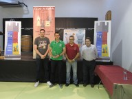 Emilio Sánchez nuevo campeón regional absoluto