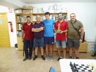 C.A. Coimbra Jumilla campeón del I Cuadrangular Ciudad de Jumilla