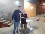 El MI Slobodan Kovacevic flamante vencedor de la contienda