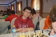 Juan Vicente jugando a un gran nivel