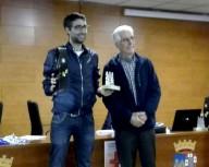 José Joaquín Sánchez campeón del II Torneo de Ajedrez Moros y Cristianos