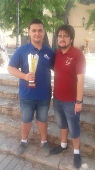 02 Alex Castellanos y Juan Sergio Perez