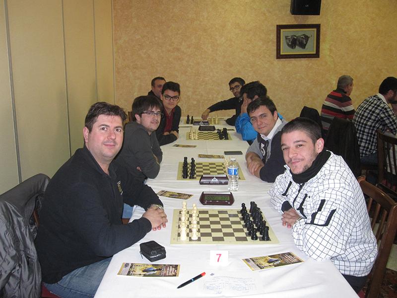 Chess Coimbra A vs Chess Coimbra B