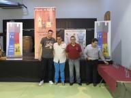 Alejandro Castellanos 4º clasificado