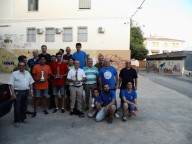 Foto grupal de los participantes
