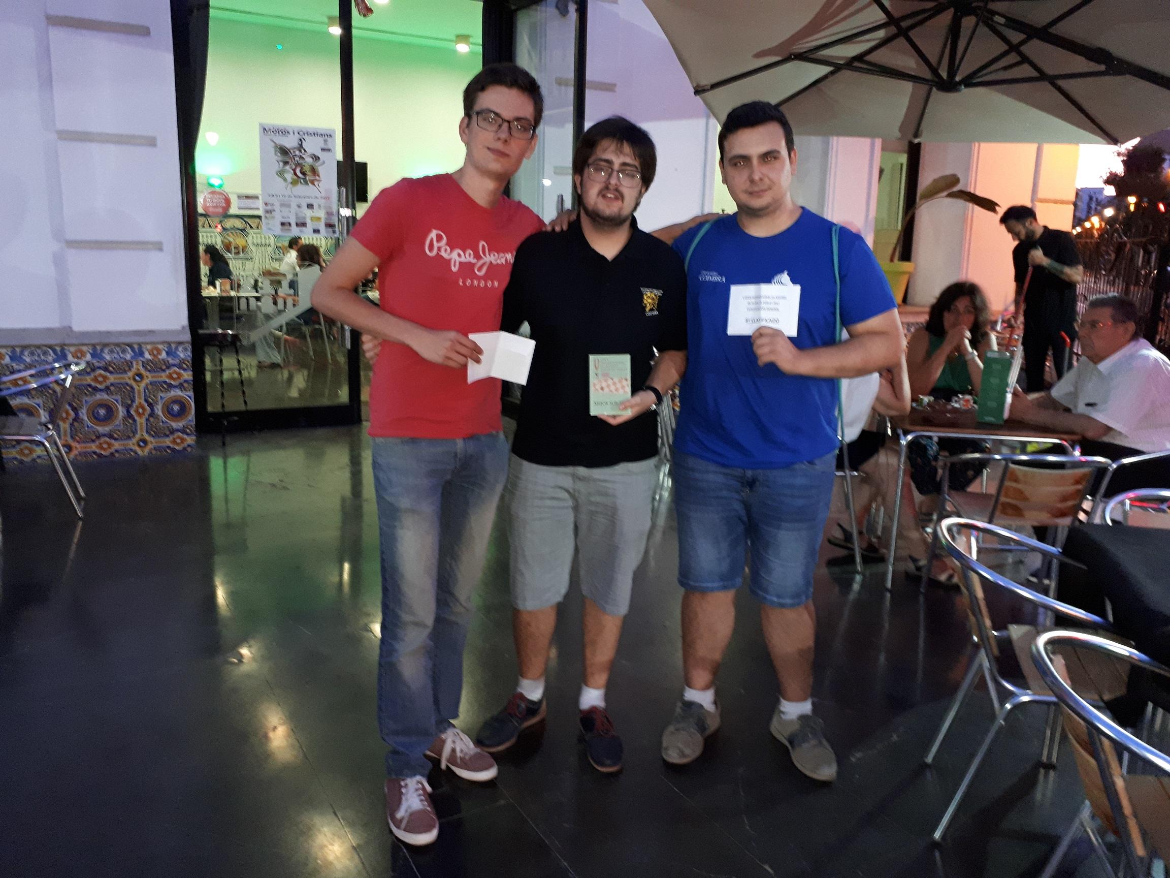 Ajedrez quart de poblet asociaci n deportiva coimbra for Gimnasio quart de poblet