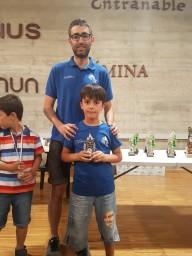 3º - Héctor Tomás