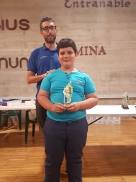 3º Sub14 - Cristian Puerta