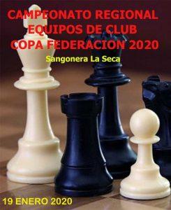 cartel copa federacion 2020