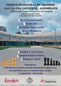 cartel-cda-lapuerta-ajedrizate-21-22